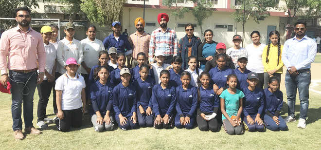 7th Sub-Junior Ludhiana District Baseball Tournament