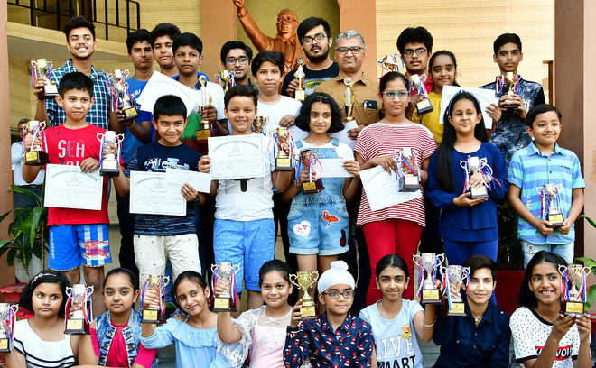 Chandigarh Open Fide Rating Chess Championship