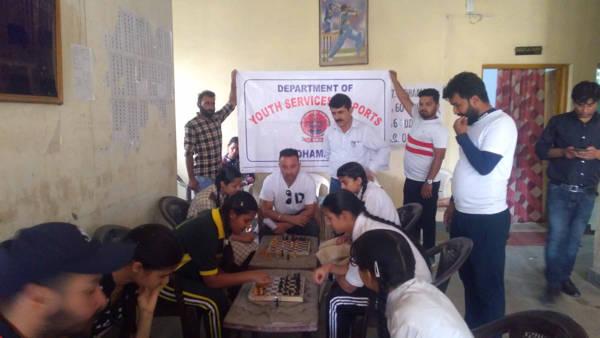 District Level Inter-school tournament
