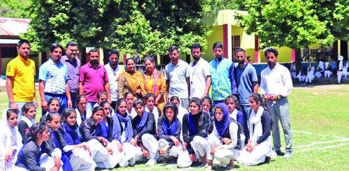Inter-School Competitions