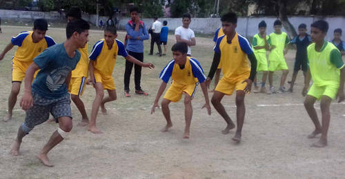 Inter-school Zonal level competitions