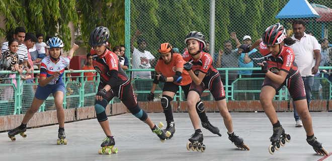Manav Mangal Speed Skating Carnival