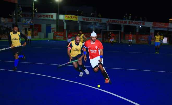 Ninth Olympian Prithipal Singh Masters Hockey Festival