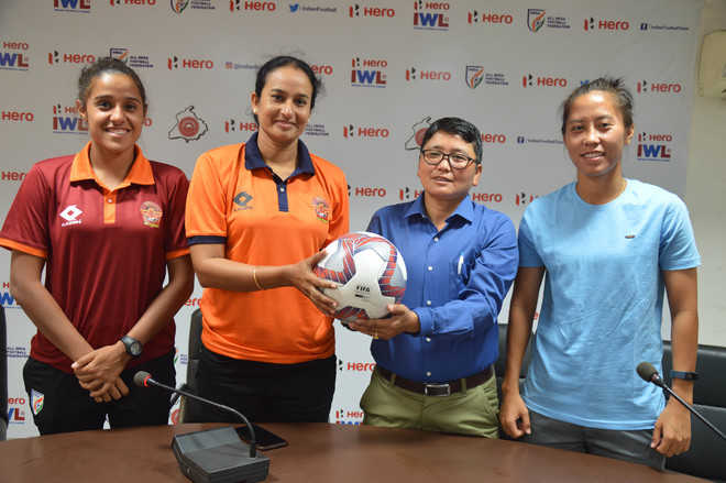 Third Hero Indian Women's League
