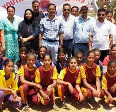 Inter-zone sports meet