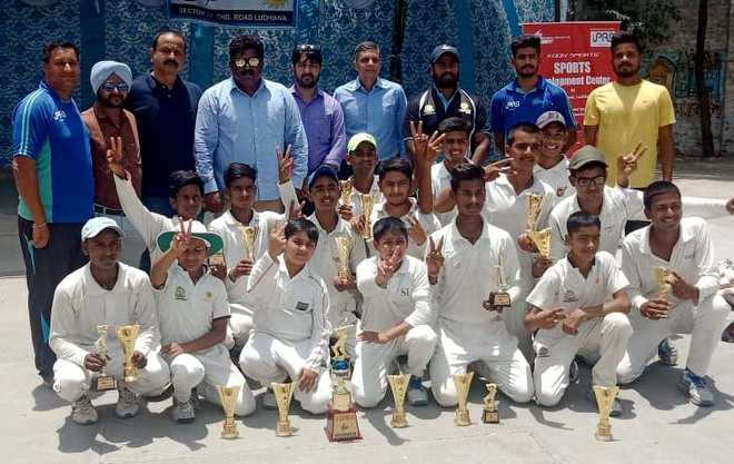BCM Academy Premier Cricket League