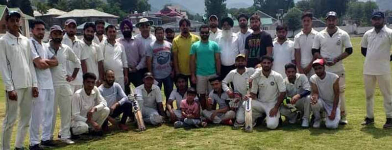 District Cricket Tournament