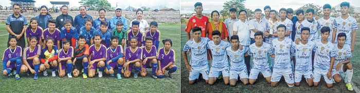 District Level Inter School Subroto Mukerjee Football Tournament