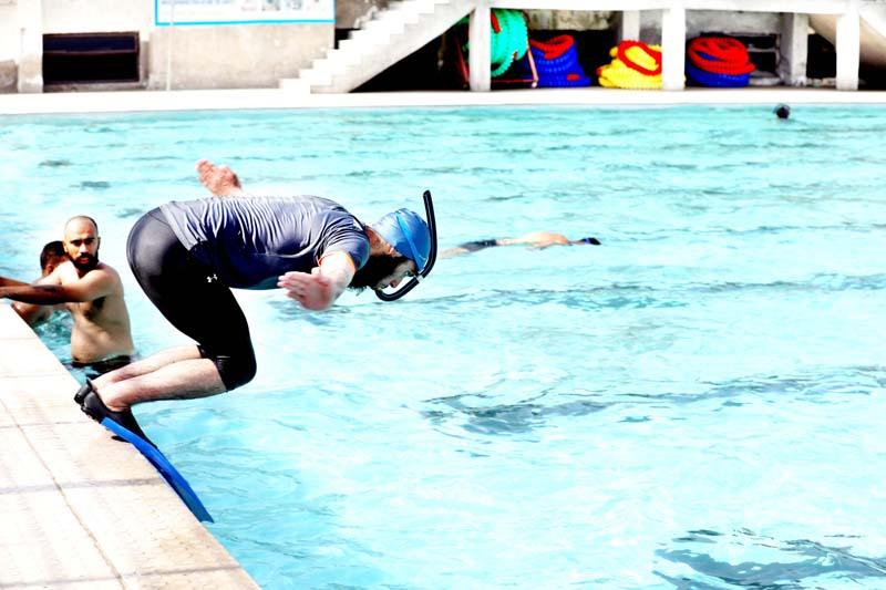 Fin-Swimming National Championship