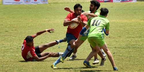 Junior National Seven Rugby Championship