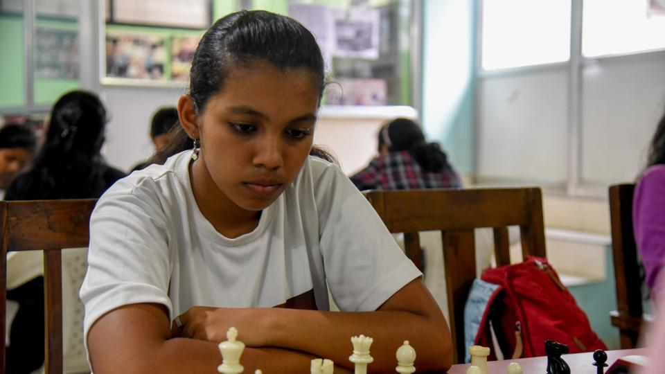 Pune District Women's Chess Selection Tournament