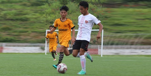 Seyie Auto- Kohima Football League 3