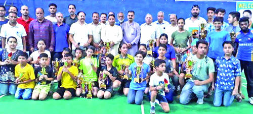 State Open Badminton Championship