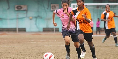 WIFA inter-district women's football championship 2019