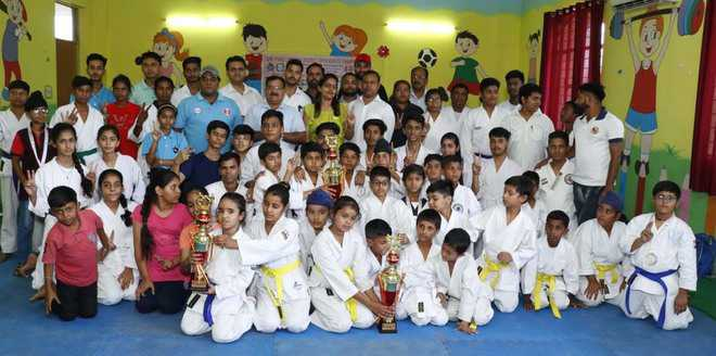 Third PTAKO Ludhiana District Open Karate Championship