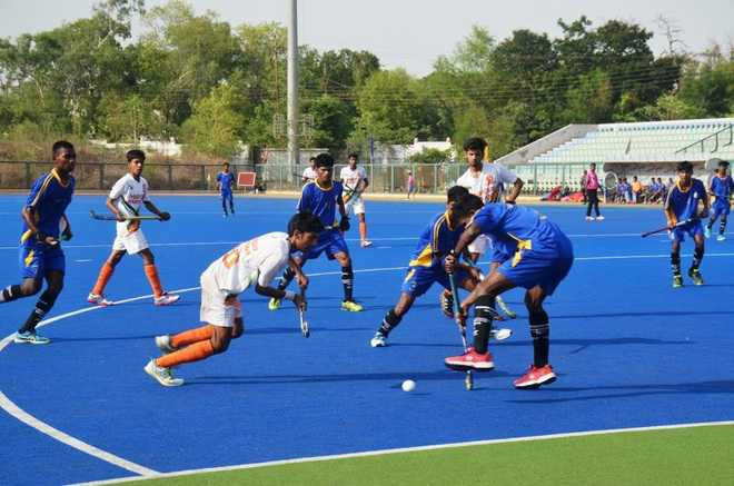 9th Hockey India Sub-Junior Men National Championship 2019