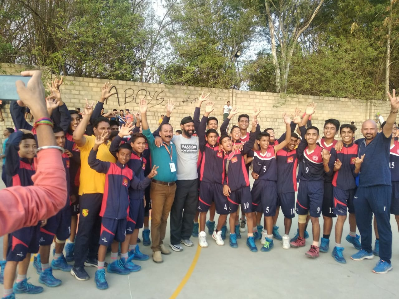 50th KVS National Basketball Championship