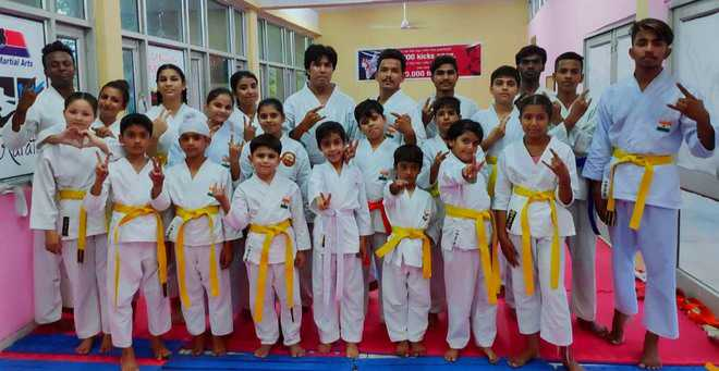 Ludhiana District Karate-Do Association