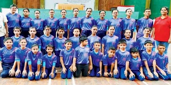 14th Maharashtra State Sports Aerobics & Fitness championship