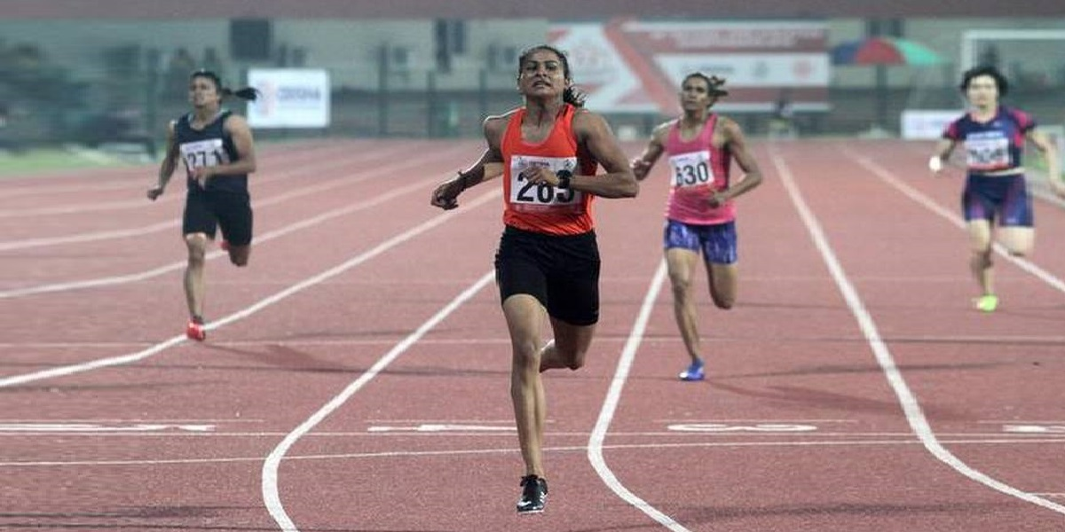 59th National Inter-State Athletics Championships