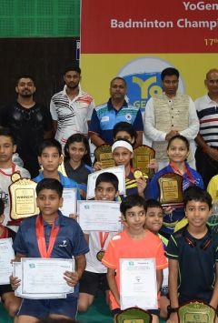 YoGems District Badminton Championship Dehradun 2019