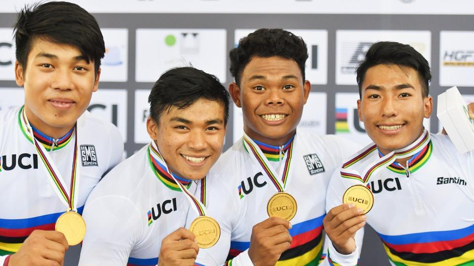World Junior Track Cycling Championships