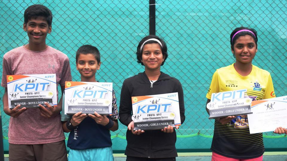PMDTA-KPIT Junior Championship Bronze Series Ranking Tennis Tournament