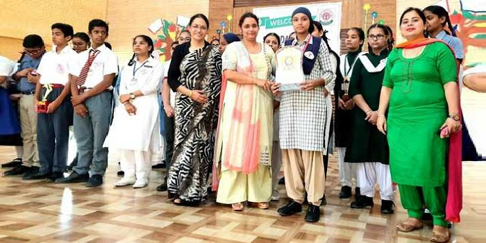 Ludhiana Sahodaya School Complex English debate competition