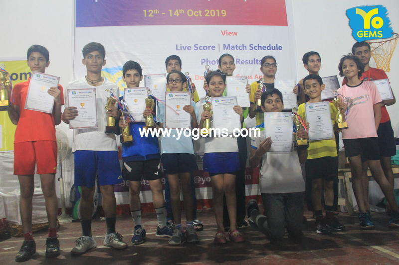 YoGems-VICTOR Open Badminton Championship 2019