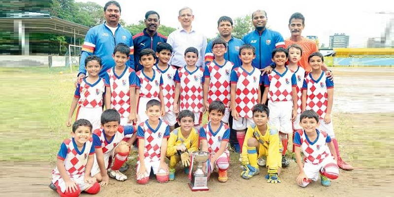 MSSA Cup boys' U-8 inter-school football