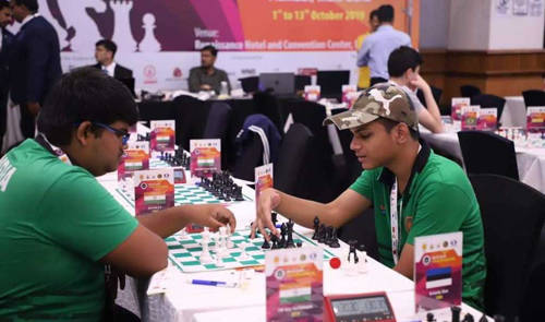U-16 World Youth Chess Championship