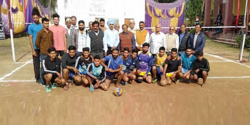 31st District Kathua Volleyball Championship