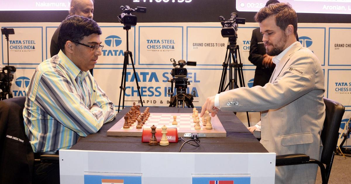 Tata steel Chess tour
