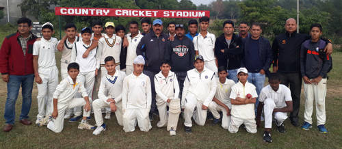 U-16 School Cricket Tournament