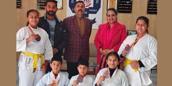 J&K UT Karate Championship