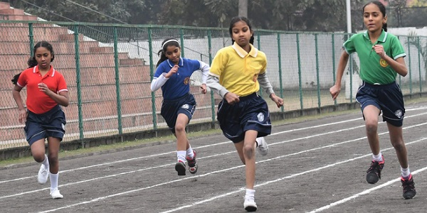Annual Athletics Meet