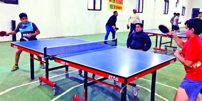 District Open Table Tennis Championship