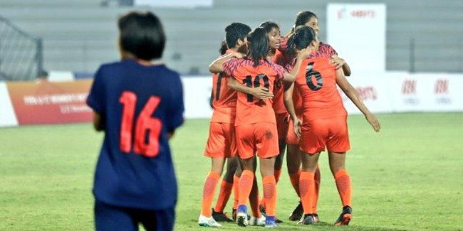 India U-17 women's football team