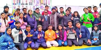 Kurash National Championship