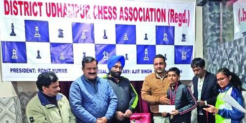 Open Chess Tournament