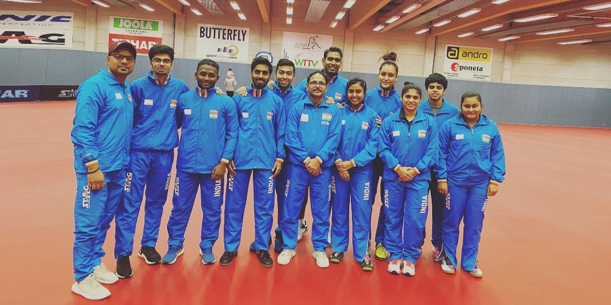 Indian Table Tennis Team