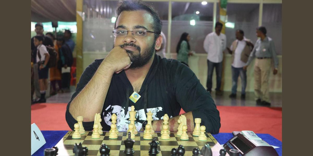 Delhi Open International Grandmasters Chess Championship