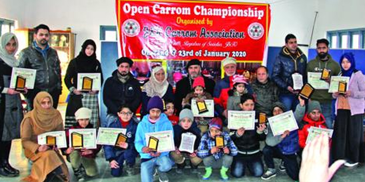 Open Carrom Championship