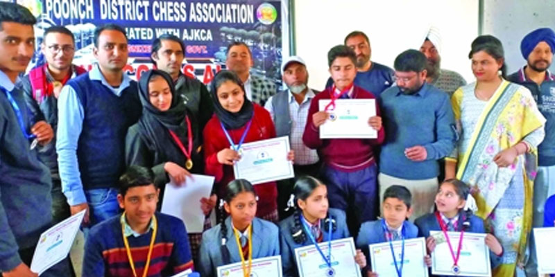 District Poonch Chess Championship