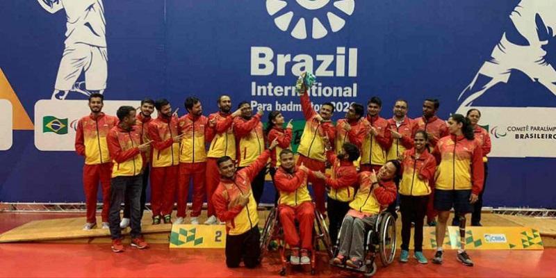 BWF Brazil Para Badminton International