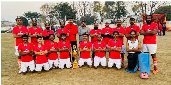 Baba Bakala Gold Cup Hockey Tournament