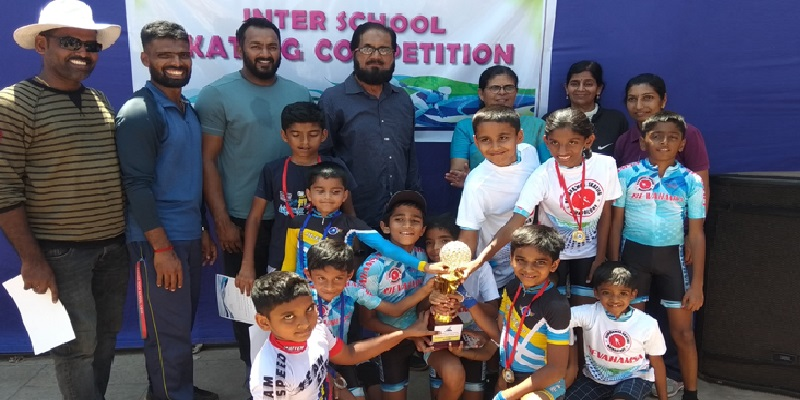 Inter-School Skating Competition