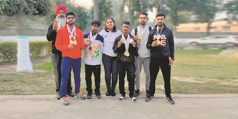 Panjab University Inter-College Artistic Gymnastics Championship