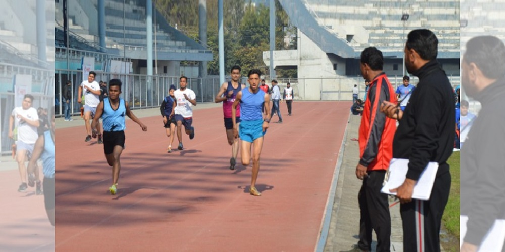 SAI Centre Sports Trials