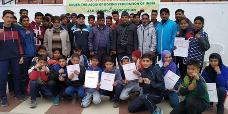 Poonch Boxing Championship